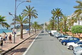 Town hall presents modifications to Puerto Pollensa pedestrianisation scheme