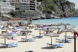 Plenty of sun but not enough shade in Majorca
