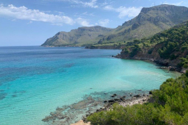 Cala na Clara compared to the Caribbean