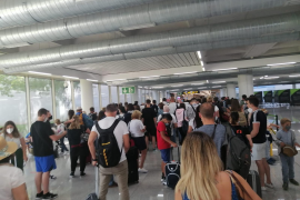 Airport chaos returned: the week in Majorca