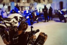Police crack down on Palma street raves