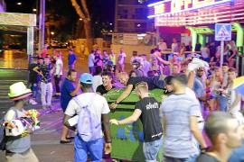 Guardia Civil efforts in Magalluf praised