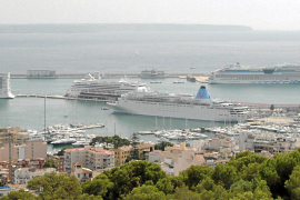 More than one million cruise ship passengers