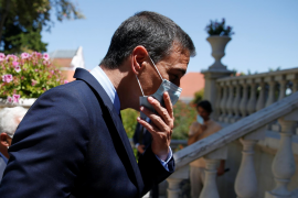 Spain's PM reasonably optimistic about Calvino getting Eurogroup job