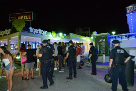 Government closes establishments in Magalluf and Playa de Palma