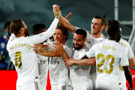 Real Madrid braced for restrained title celebrations