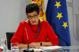 No talks on closing borders with EU countries, Spanish minister says