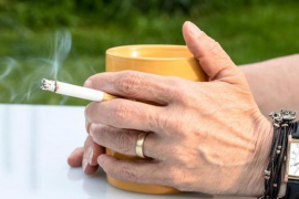 Call for smoking ban over Covid-19 fears