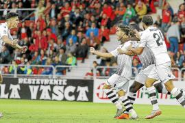 Mallorca rescue a point at Mirandes
