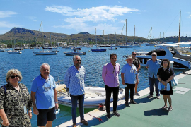 Town hall wanting solution to illegal anchoring in Pollensa bay