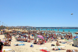 Almost a quarter of all tourists to Spain came to the Balearics in September