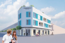 New Inca hotel to focus on cycling tourism in the Tramuntana
