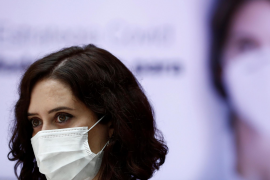 Madrid expands mask-wearing rules to curb covid-19 contagion