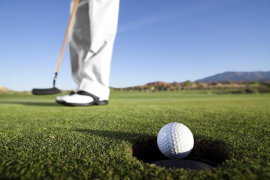 Bulletin golf putting competition next month