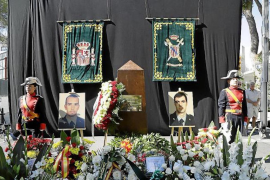Remembrance Ceremony for Officers killed by ETA