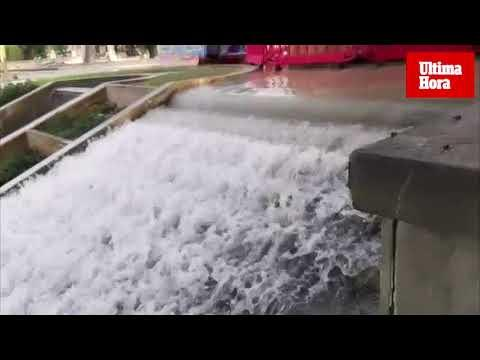 3 areas of Palma flooded after pipes burst