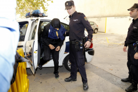 Detention without bail for five Palma police officers