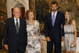 Rumours are rife about where King Juan Carlos is moving to