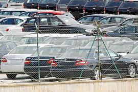 Sale of new cars increases in the Balearics