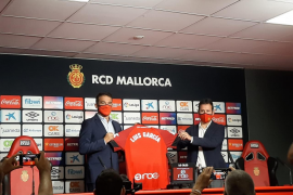 Luis Garcia named as new coach of Real Mallorca