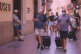 Human Pressure Index shows huge rise in tourist numbers