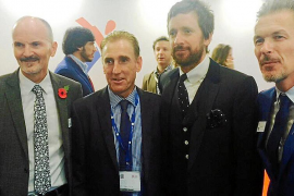 Wiggins stars for Majorca in promoting cycling tourism