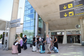 Palma passenger numbers exceeding Madrid and Barcelona