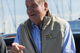 Sánchez declines to reveal where Juan Carlos is