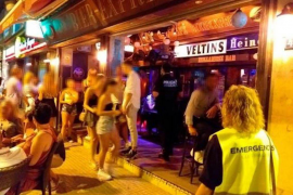 """Nightlife sector says it faces """"total ruin"""""""