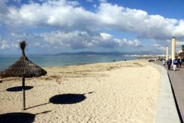Playa de Palma, Majorca.