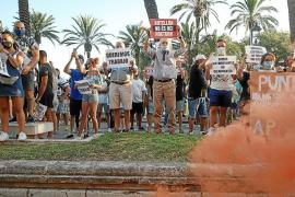 Losing control: the week in Majorca