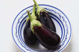Eat the seasons… with aubergines!