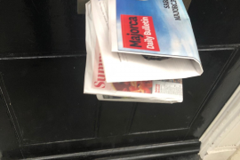 Bulletin special edition distributed across Britain