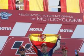 Third world championship for Lorenzo