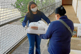 Alcudia and Pollensa preparing for increased food aid demand