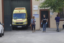 Search for Palma reform centre inmates