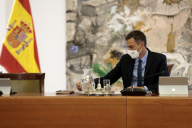 """Sánchez: Regions can request """"state of alarm"""""""