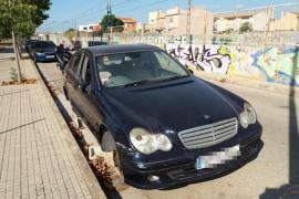 Abandoned cars piling up