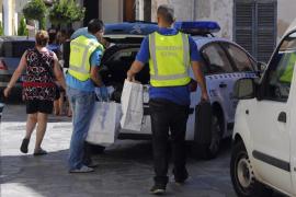 Pollensa police officer arrested