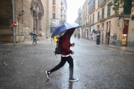 Storms possible in the Balearics on Wednesday