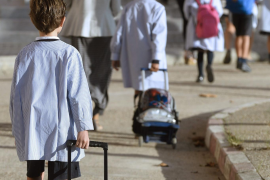 The long March of every child