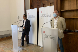 Balearic economy contracted 40.5% in the second quarter