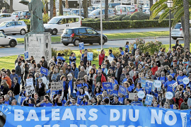 Balearic pressure on Madrid to stop oil prospecting