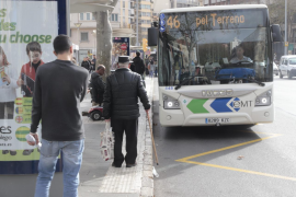 Palma buses industrial action set to start on Monday