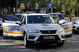 Palma police take delivery of new vehicles