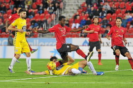 Wanted at Real Mallorca - a striker!