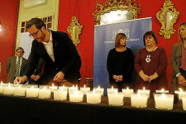 Parliament pays tribute to victims of gender violence