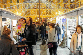 Palma's Christmas market opens next Wednesday