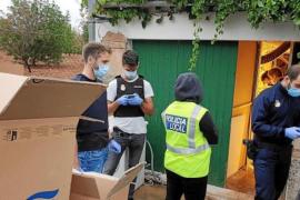Police crackdown on drug traffickers in Majorca