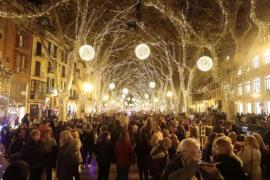 Christmas Lights & Covid-19 in Majorca